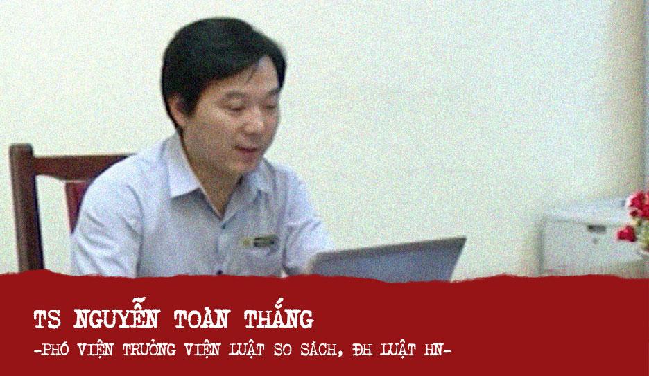 TS Nguyễn Toàn Thắng
