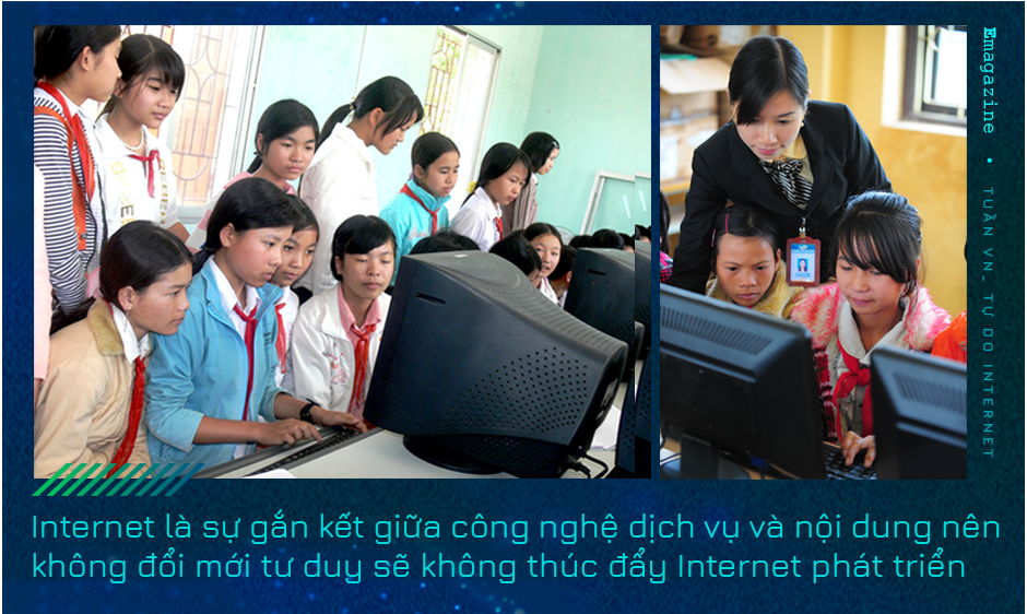 tự do internet